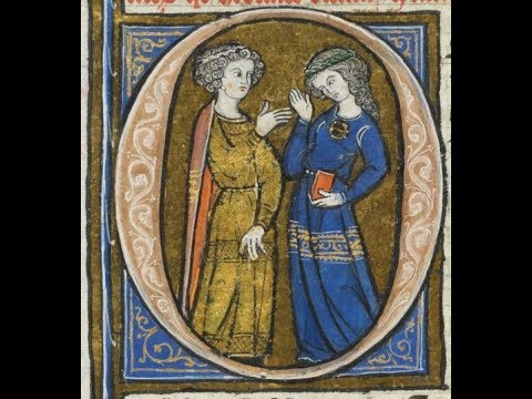 Montpellier Codex (1250-1280): Medieval secular music from a French Gothic songbook