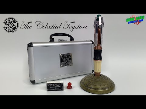 Celestial Toystore - Eleventh Doctors Sonic Screwdriver