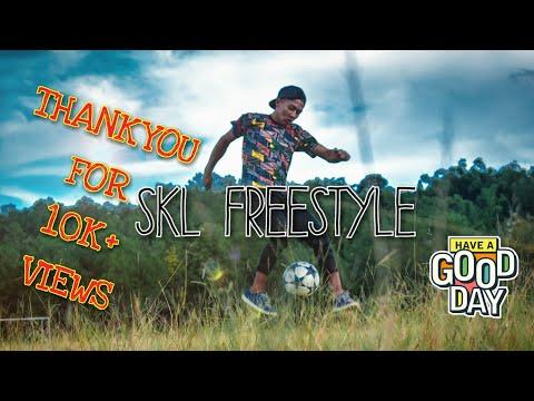 Nongrah Grand Finale Football Tournament Freestyle Show!!
