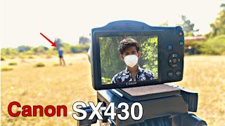 Canon SX430 Out Door Camera Test And Full Review In 2020