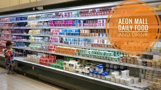 4k Aeon Mall Phnom Penh 3rd Year Anniversary - Daily Food And Drink
