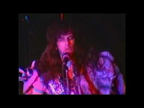 """CARNIVORE """"DELIVER US TO EVIL"""" LIVE @ L'AMOUR  BROOKLYN, NY  9.15.84"""