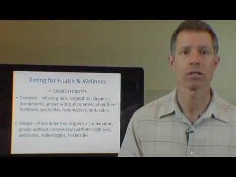 Holistic Health & Fitness - Carbohydrates - David E Fresilli