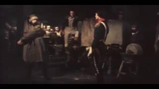 Бой на мечах в кино: Денис Давыдов против французского дуэлянта