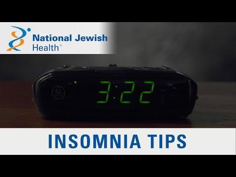 Insomnia? 5 Expert Tips to Help You Get Sleepy