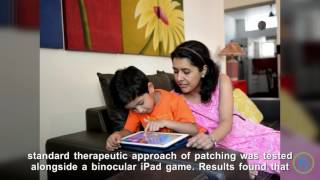 Scientists Use iPad Game to Treat Lazy Eye in Children
