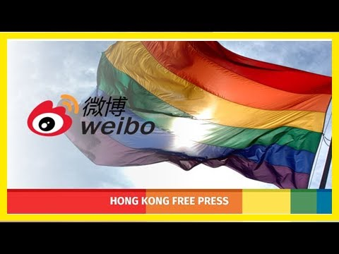 Breaking News | China's Weibo backtracks on gay content ban after #IAmGay protests | Hong Kong Fr...