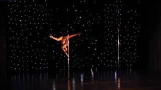 Doris Arnold - Greek Pole Dance Championship 2017 by Rad Polewear - Showcase