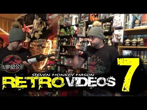 Retro Videos 7 (Over 40 Rare VHS Tapes)