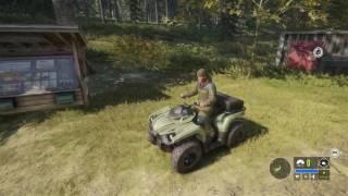 ATV SABER 4X4 DLC    TheHunter Call of the Wild   Bölüm 17