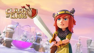 The Legend Of The Ice Hound (Clash Of Clans)