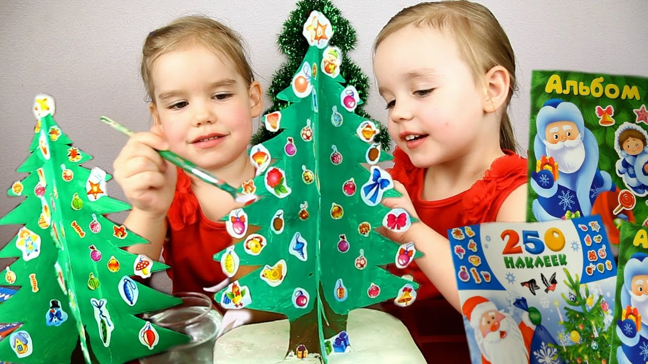 новогодняя елка для детей 3-4 лет в озерки голых