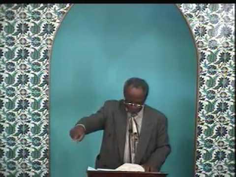 Jumah Stream 6-9-17 From Darkness to Light Imam Nasir Ahmad
