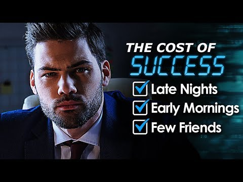 One Day All Those Late Nights and Early Mornings Will Pay Off - Study Motivation