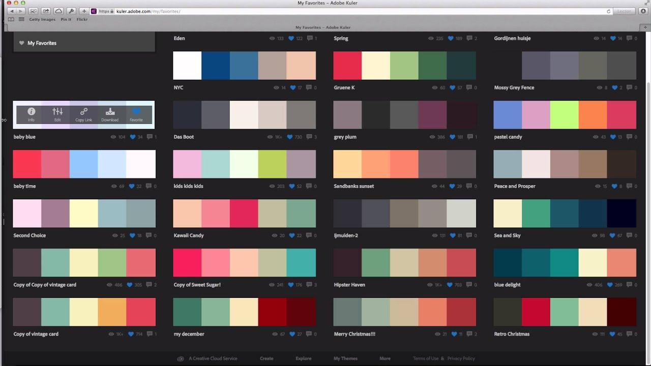 Paleta De Colores Adobe  mountainstyleco