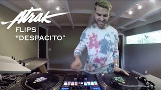 Download A-Trak flips