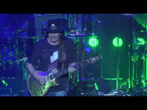 Carlos Santana debuta al Festival Castell de Peralada amb les entrades exhaurides