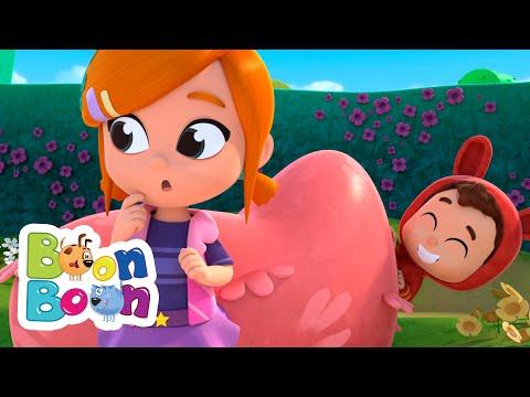 Lea si Pop – Cucu Bau – Cantece pentru copii de la BoonBoon – Cantece pentru copii in limba romana