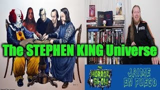 Stephen King: Castle Rock & The Extended Universe - Hail To Stephen King EP10