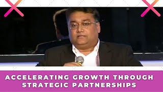 Accelerating growth through strategic