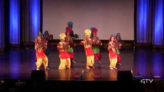 Princeton Bhangra @ Bhangra At The Bell 2014