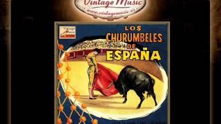 Los Churumbeles De España -- Capote De Grana Y Oro (VintageMusic.es)