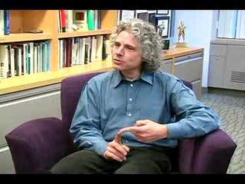 Prof. Steven Pinker Interview - On Harvard Time Special Edition