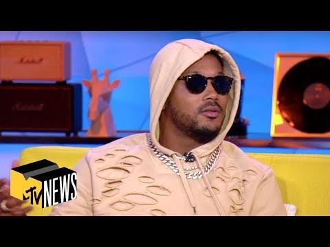 Romeo Miller on His 'Beef' w/ Bow Wow & Not Wanting To See Cardi B & Nicki Minaj Feud | TRL