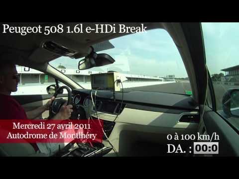 Peugeot 508 SW 1.6 e-HDi FAP
