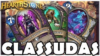 HEARTHSTONE - MUITAS CARTAS DE CLASSE! (O RINGUE DO RASTAKHAN)