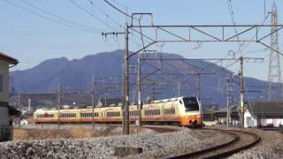 JRE653系U101編成 回9746M 特急「ほくほく十日町雪祭り」送り込み JR上越線 渋川~八木原 区間
