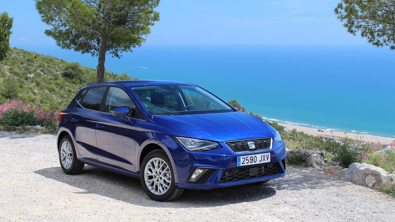 essai seat ibiza 2017 la remontada youtube. Black Bedroom Furniture Sets. Home Design Ideas