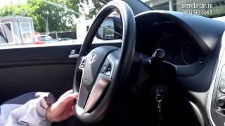 Тест-драйв автомобиля Hyundai Solaris Hatchback