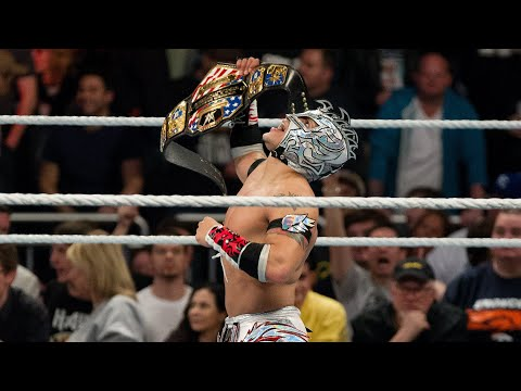 Kalisto's greatest moments: WWE Playlist