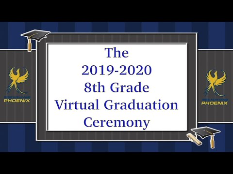 Rise Kohyang Middle School 2019-2020 Virtual Graduation Ceremony Video