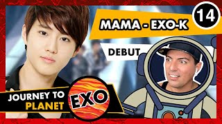 """EXO-K (엑소케이) - 'MAMA' - DEBUT STAGE – (""""THIS IS HYPNOTIC"""") -…"""