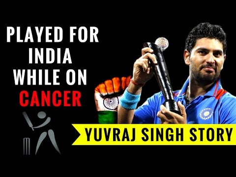 Yuvraj Singh Biography || Cricket and Cancer Treatment