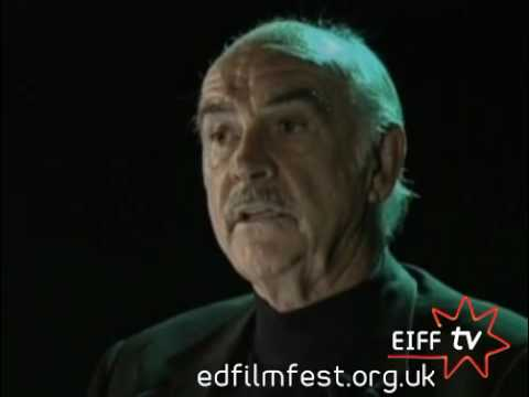 Sean Connery BAFTA Interview at Edinburgh International Film Festival