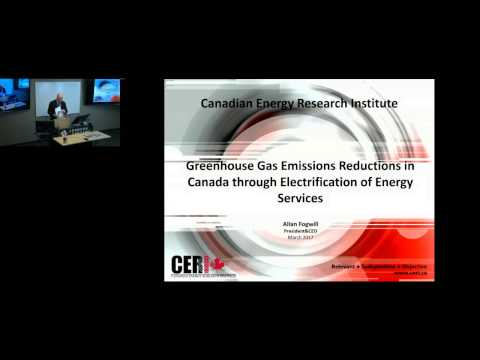 Greenhouse Gas Emissions Reductions in Canada