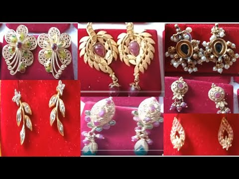 my-gold-ear-ring-collection-past-20-years