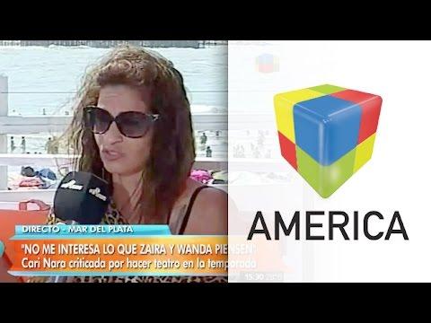 """Cari Nara: """"Las hijas de Andrés me discriminan"""""""