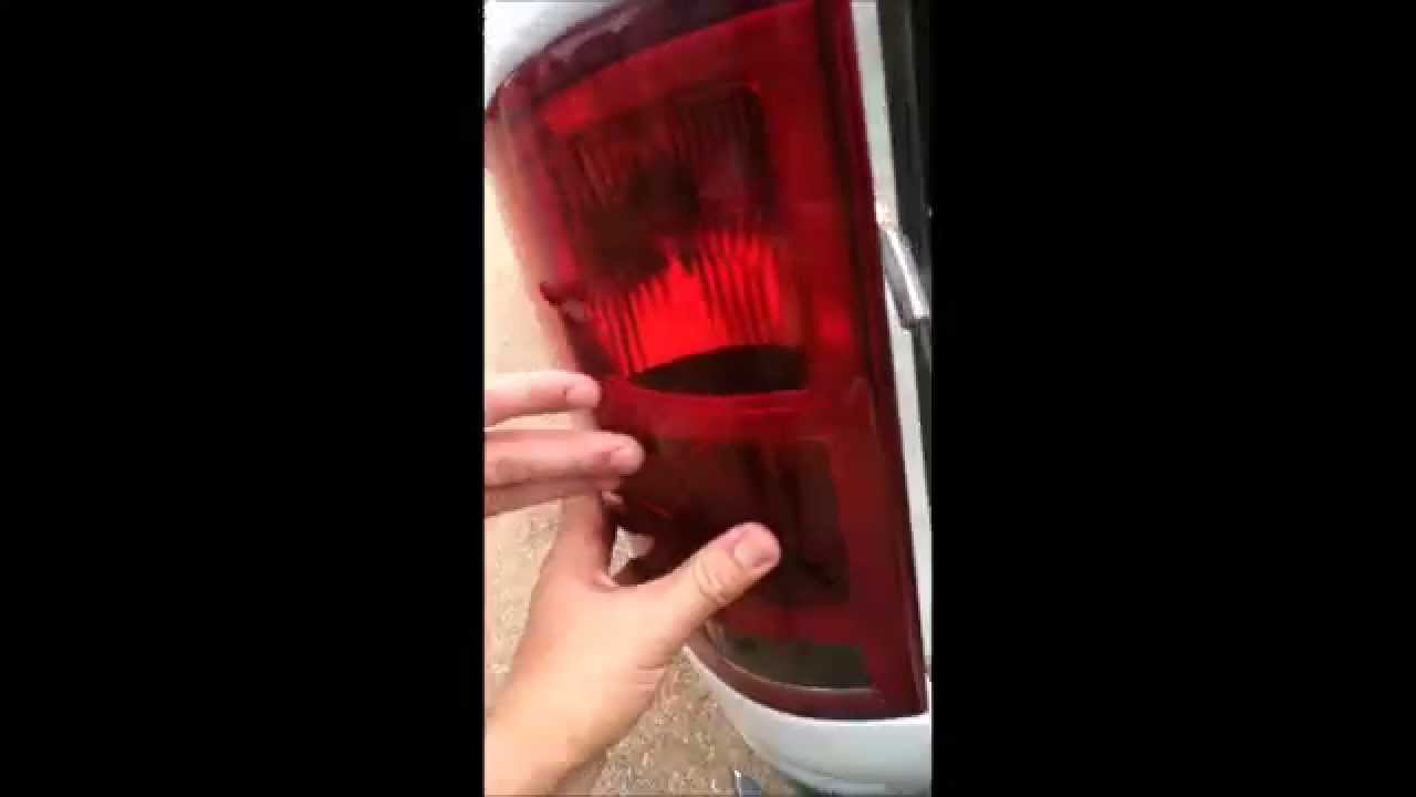 2004 Dodge Ram Brake Light Bulb Replacement
