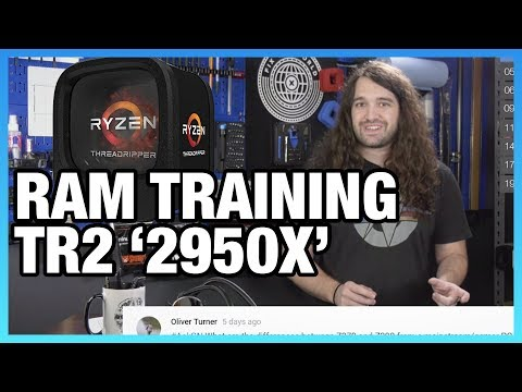 Ask GN 81: Threadripper 2, RAM Training, Chipset Differences