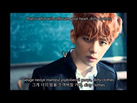 BTS (Bangtan Boys) - Spine Breaker (등골브레이커) Color Coded Lyrics [ENG/ROM/HAN]