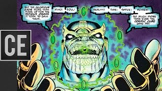 Marvel Comics: Infinity Gems Explained