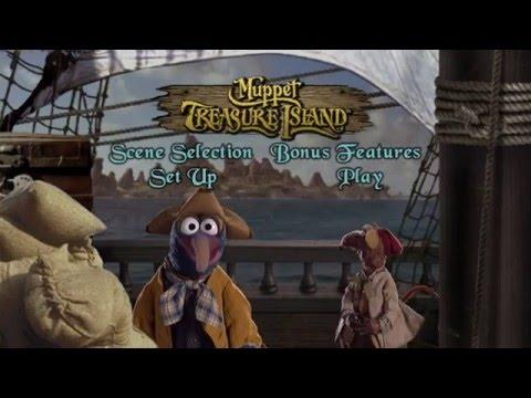 Muppet Treasure Island (2002) Main Menu (Region 1)