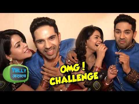 Dhruv & Thapki Take The OMG Challenge   Thapki Pyaar Ki