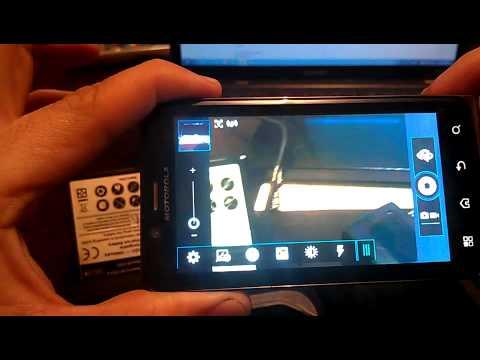 Motorola Bionic 4G LTE XT875