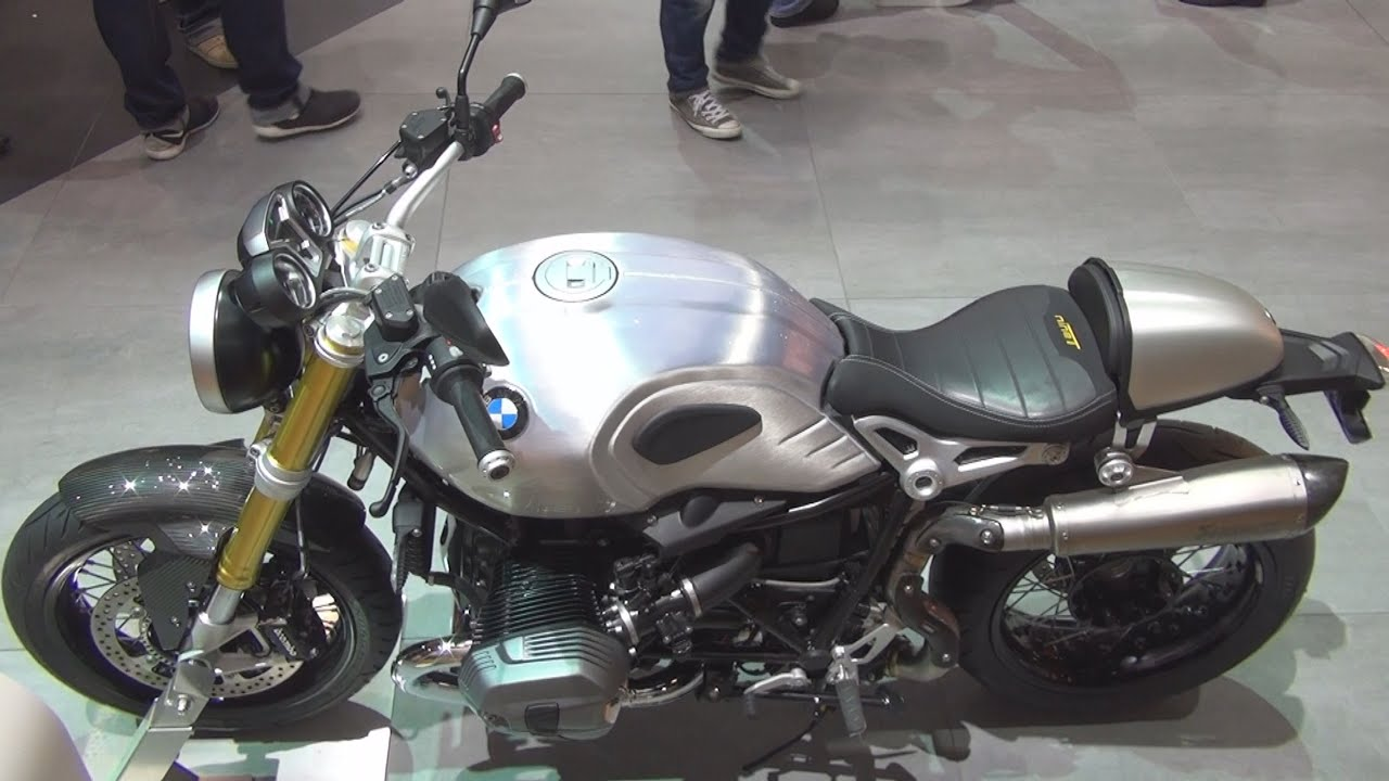 bmw motorrad r ninet (2016) exterior and interior in 3d - youtube