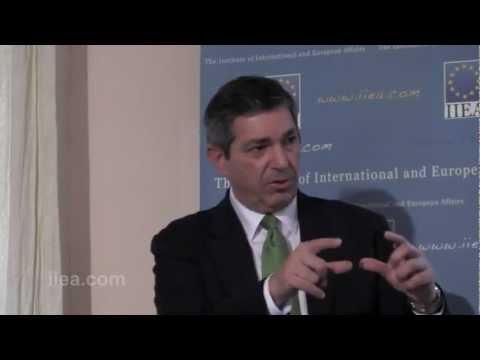 Stavros Lambrinidis, EU Special Representative for Human Rights, speech at the IIEA